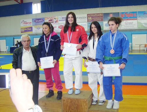 judo floga