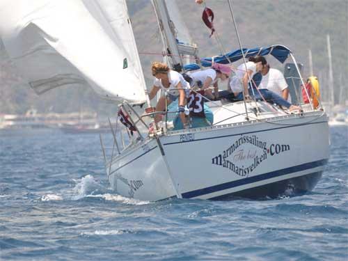channel regatta