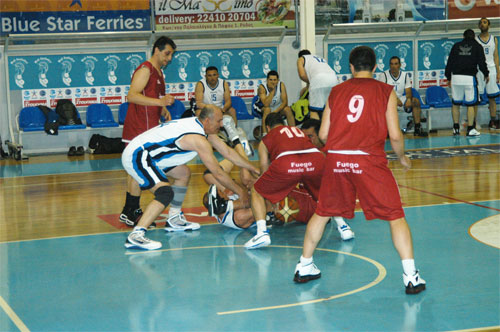 ergasiako basket
