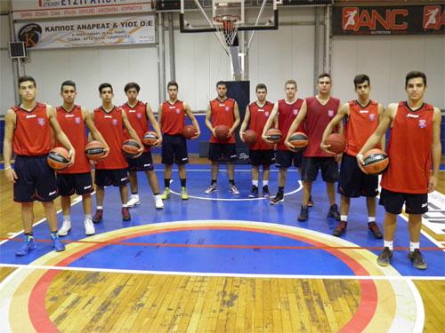 diagoras basket