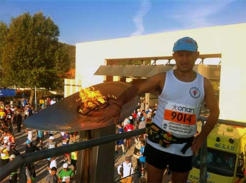 karpathos marathonios