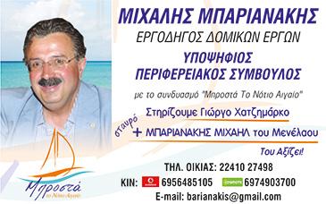 Μιχάλης Μπαριανάκης