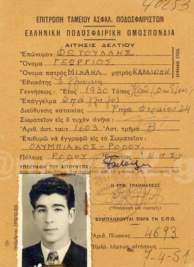 fotoulis georgios