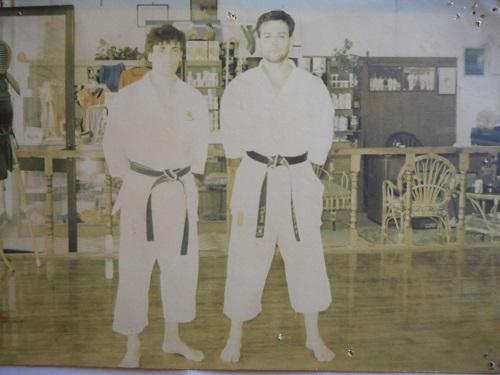 nikitaris karate